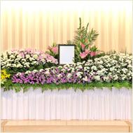 ホールでのご葬儀